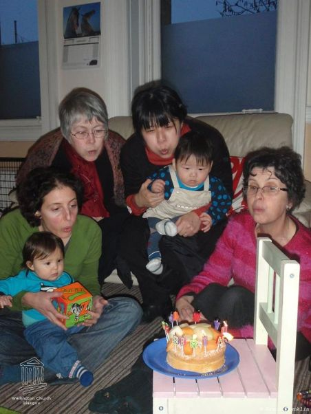 International Young Families