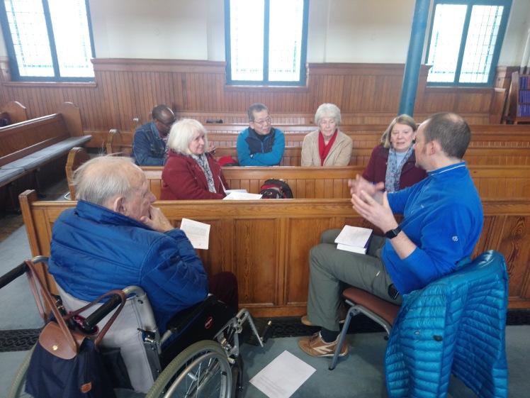 2018.01.14 Congregational Discussion