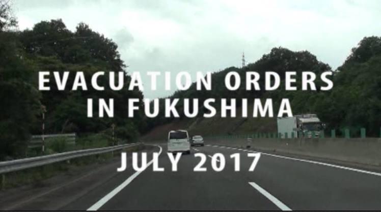 Fukushima July 2017
