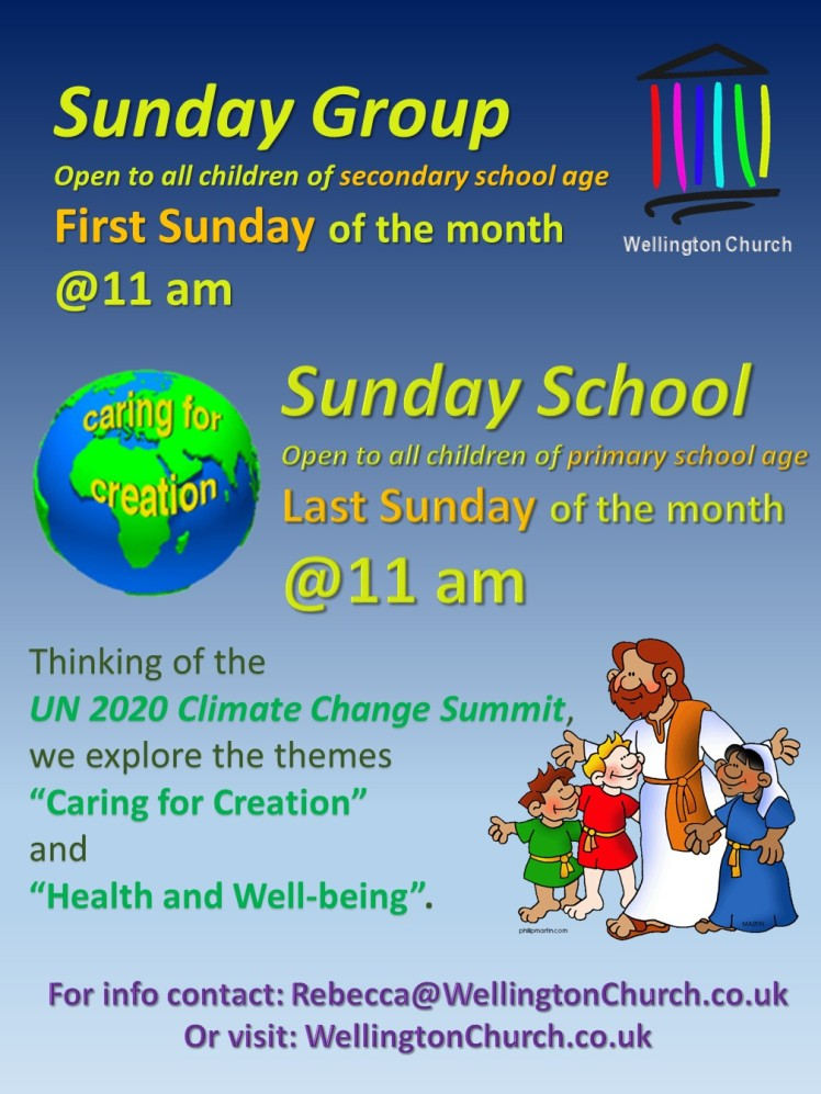 2019 Sunday School