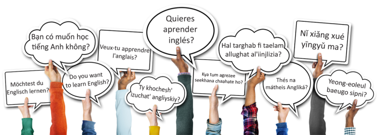 learn conversational english