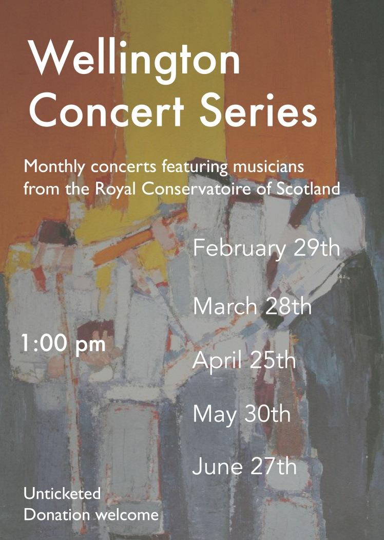 2020 Spring Concert Series