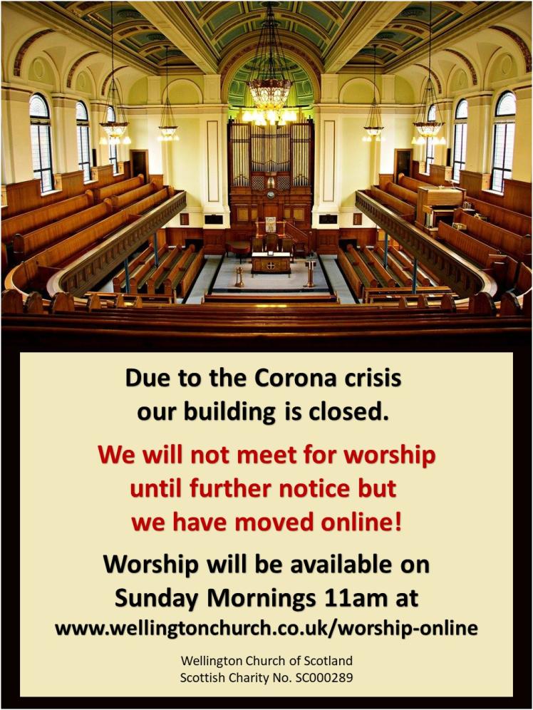 2020 Worship Online