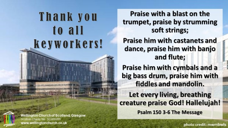 2020.04.02 NHS Thank You Psalm 150